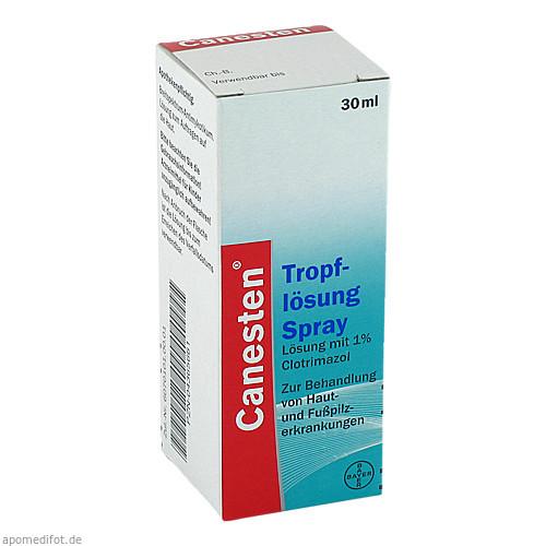 Canesten Tropflösung Spray, 30 ML, Bayer Vital GmbH