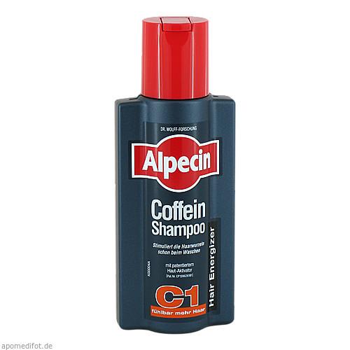 Alpecin Coffein Shampoo C1, 250 ML, Dr. Kurt Wolff GmbH & Co. KG