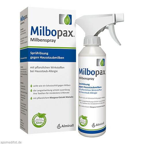 Milbopax Milbenspray Sprühlösung, 250 ML, Almirall Hermal GmbH