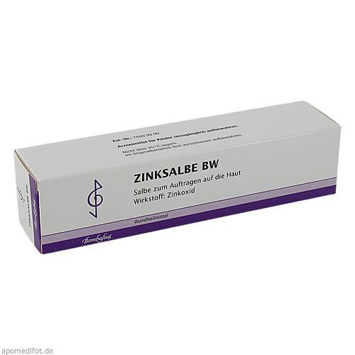 ZINKSALBE BW, 100 ML, Bombastus-Werke AG