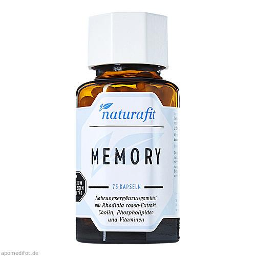 Naturafit Memory, 75 ST, Naturafit GmbH