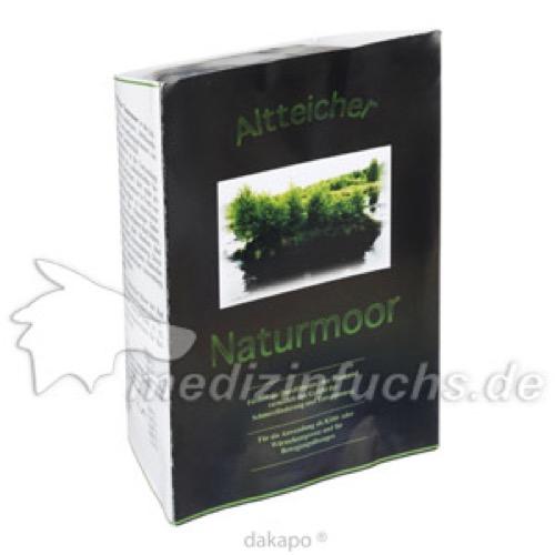 Moorpackung Altteich, 1000 G, Allpharm Vertriebs GmbH