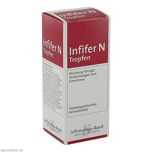 INFIFER N Tropfen, 100 ML, Infirmarius GmbH