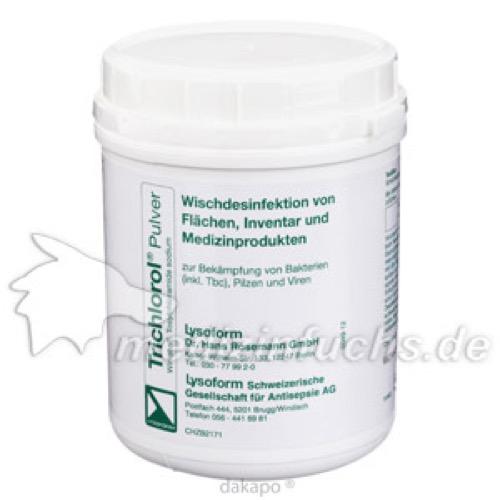 Trichlorol Pulver, 500 G, Lysoform