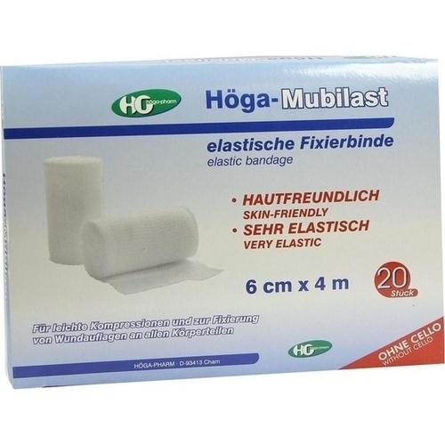 HOEGA MUBILAST o Cello 6CMX4M, 20 ST, Höga-Pharm G.Höcherl
