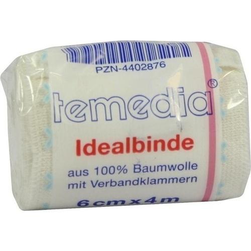 IDEALBINDE M KLAMMER 6CM, 1 ST, Temedia-Werke GmbH