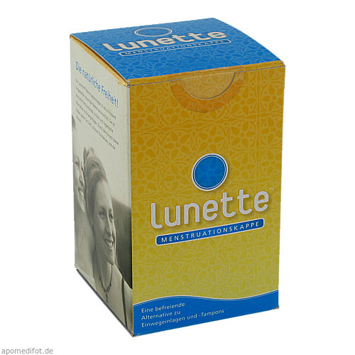 Lunette Menstruationskappe Modell 1, 1 ST, Lune Group Oy Ltd.