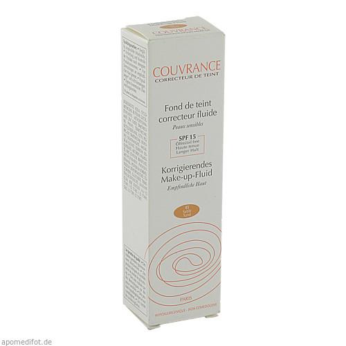 AVENE Couvrance Korrigier.Make-up Fluid Sand 3.0, 30 ML, Pierre Fabre Pharma GmbH