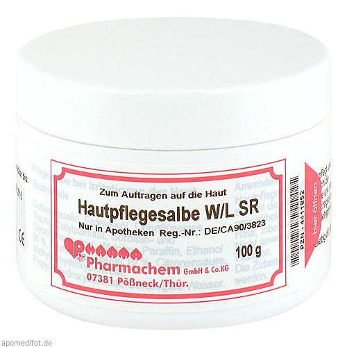 HAUTPFLEGESALBE W/L SR, 100 G, Pharmachem GmbH & Co. KG