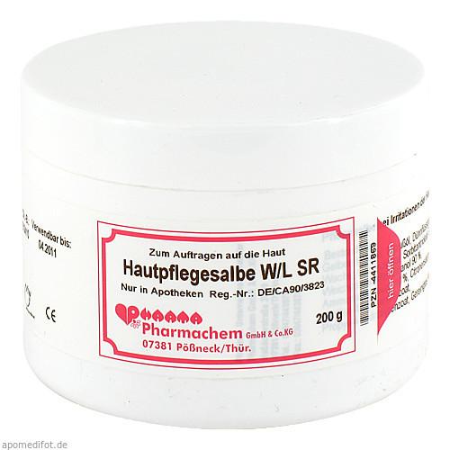 HAUTPFLEGESALBE W/L SR, 200 G, Pharmachem GmbH & Co. KG