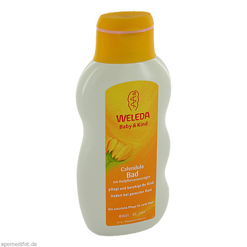WELEDA Calendula-Bad, 200 ML, Weleda AG