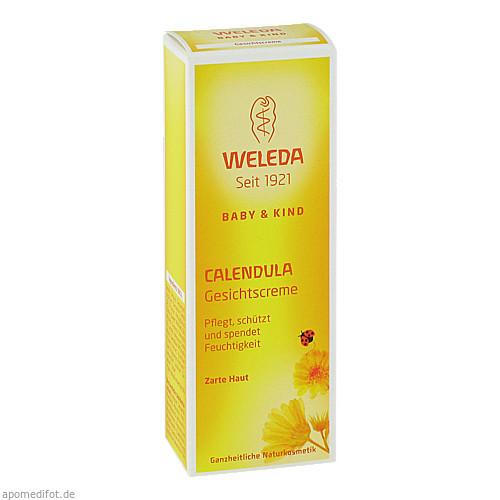 WELEDA Calendula-Gesichtscreme, 50 ML, Weleda AG