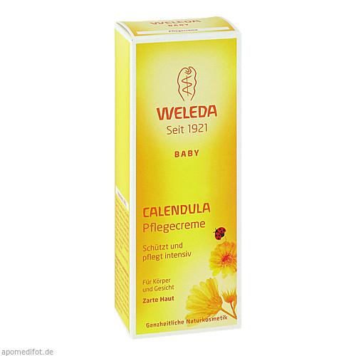 WELEDA Calendula-Pflegecreme, 75 ML, Weleda AG