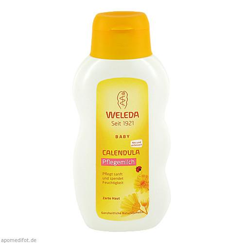 WELEDA Calendula-Pflegemilch, 200 ML, Weleda AG