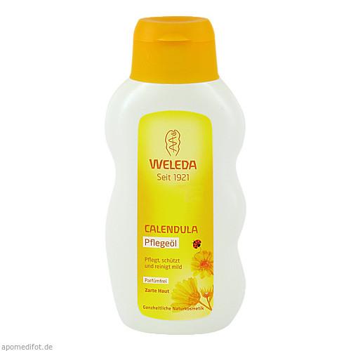 WELEDA Calendula Pflegeöl Parfumfrei, 200 ML, Weleda AG