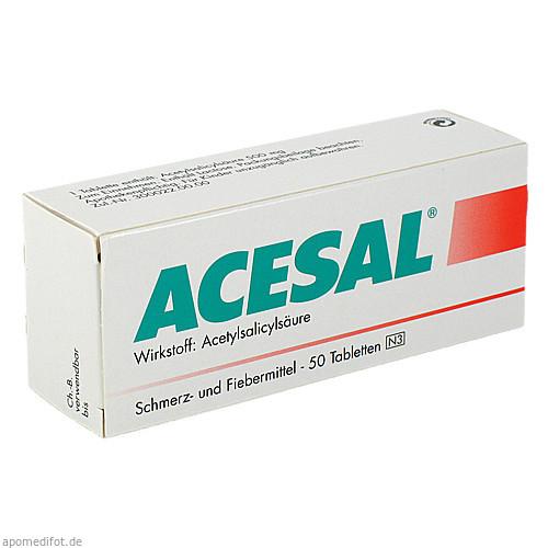 ACESAL, 50 ST, Dr. Kade Pharm. Fabrik GmbH