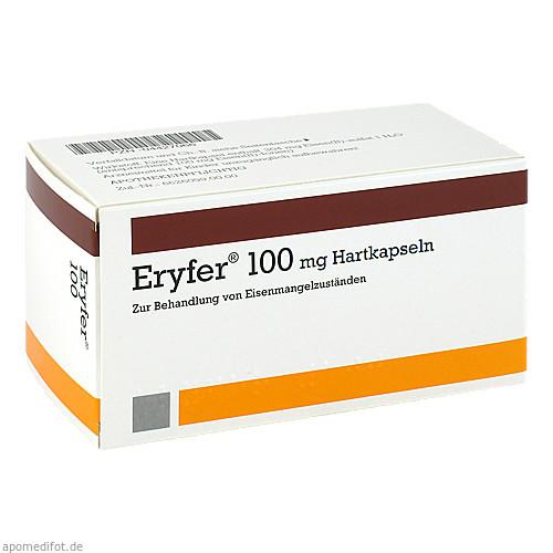 ERYFER 100, 100 ST, Cheplapharm Arzneimittel GmbH