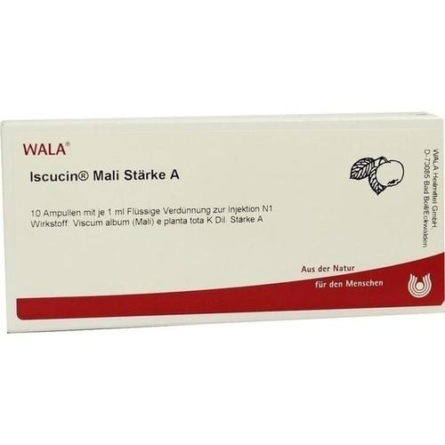 ISCUCIN MALI STAERKE A, 10X1 ML, Wala Heilmittel GmbH