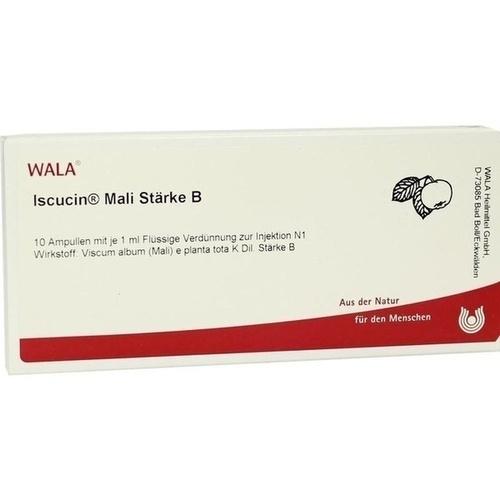 ISCUCIN MALI STAERKE B, 10X1 ML, Wala Heilmittel GmbH