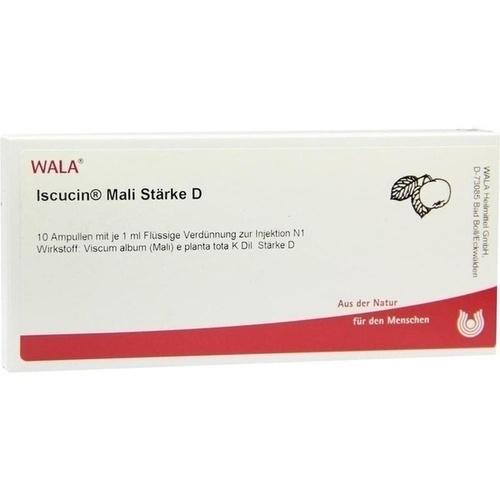 ISCUCIN MALI STAERKE D, 10X1 ML, Wala Heilmittel GmbH
