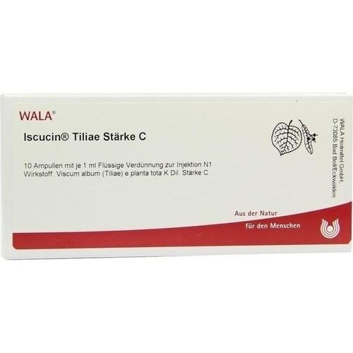 ISCUCIN TILIAE STAERKE C, 10X1 ML, Wala Heilmittel GmbH
