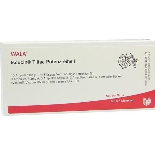 ISCUCIN TILIAE PR I, 10X1 ML, Wala Heilmittel GmbH