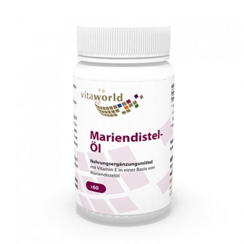 Marien-Distel-ÖL, 60 ST, Vita World GmbH