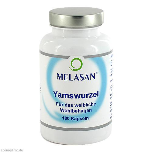 Yamswurzel, 180 ST, Melasan Produktions & Vertriebs GmbH