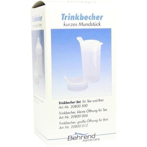 TRINKBECHER SET M 2 DECK, 1 ST, Willy Behrend GmbH + Co. KG