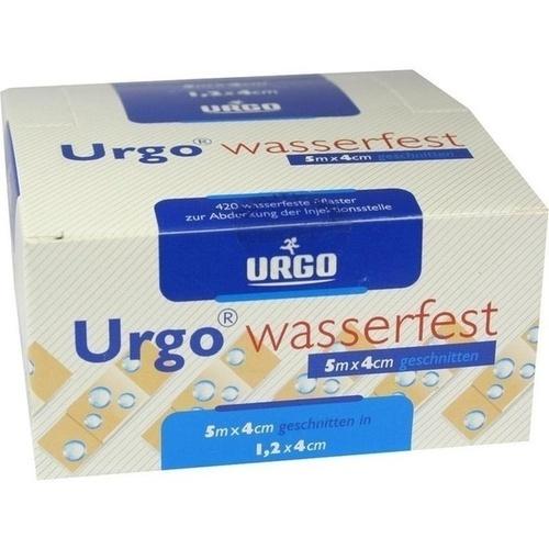 URGODERM WASSERF 1.2X4 INJ, 420 ST, Urgo GmbH