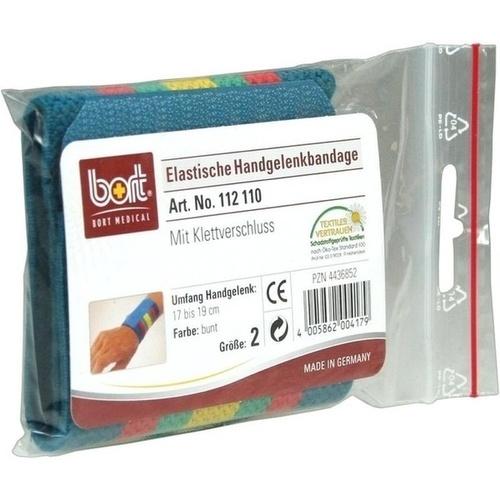 BORT HANDG KLETT GR2 BUNT, 1 ST, Bort GmbH