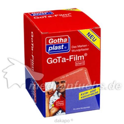 GoTa-FILM steril 7.2cmx5cm, 50 ST, Gothaplast GmbH