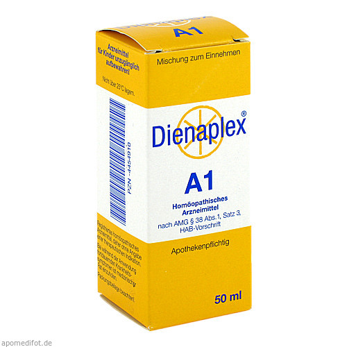 DIENAPLEX A1, 50 ML, Beate Diener Naturheilmittel E.K.