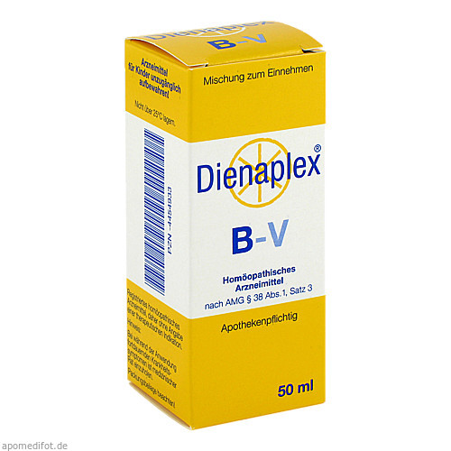 DIENAPLEX B-V, 50 ML, Beate Diener Naturheilmittel E.K.