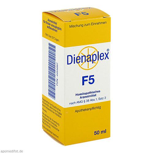 DIENAPLEX F5, 50 ML, Beate Diener Naturheilmittel E.K.