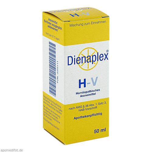 DIENAPLEX H-V, 50 ML, Beate Diener Naturheilmittel E.K.