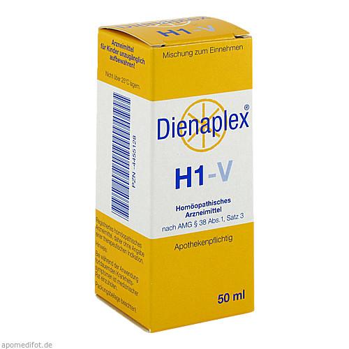 DIENAPLEX H 1-V Tropfen, 50 ML, Beate Diener Naturheilmittel e.K.