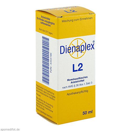 DIENAPLEX L 2 Tropfen, 50 ML, Beate Diener Naturheilmittel e.K.
