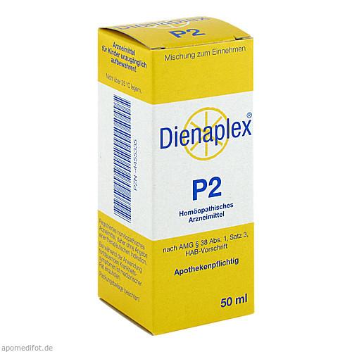 DIENAPLEX P2, 50 ML, Beate Diener Naturheilmittel E.K.