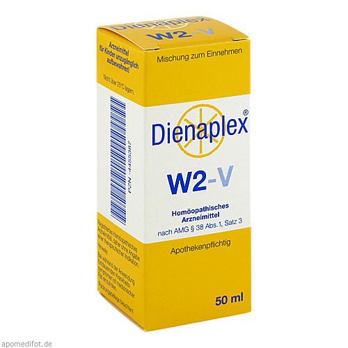 DIENAPLEX W2-V, 50 ML, Beate Diener Naturheilmittel E.K.