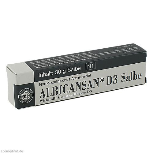 ALBICANSAN D 3, 30 G, Sanum-Kehlbeck GmbH & Co. KG