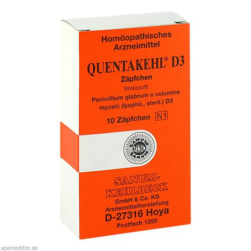 QUENTAKEHL D 3, 10 ST, Sanum-Kehlbeck GmbH & Co. KG