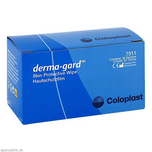 SIMCARE DERMA GARD TUECHER, 50 ST, Coloplast GmbH