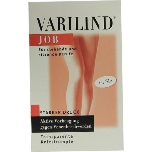 Varilind Job transp. Muschel Gr.S, 2 ST, Paracelsia Pharma GmbH