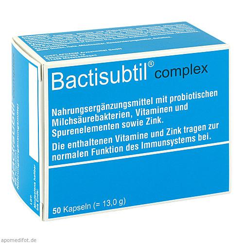 Bactisubtil complex, 50 ST, Cheplapharm Arzneimittel GmbH