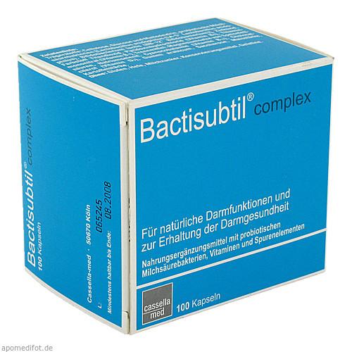 Bactisubtil complex, 100 ST, Cheplapharm Arzneimittel GmbH