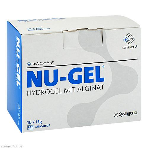NU GEL Hydrogel MNG 415, 10X15 G, Actipart GmbH