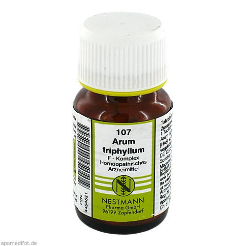 107 Arum triphyllum F Komplex, 120 ST, Nestmann Pharma GmbH