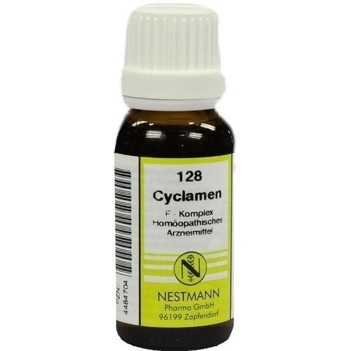 128 Cyclamen F Komplex, 20 ML, Nestmann Pharma GmbH