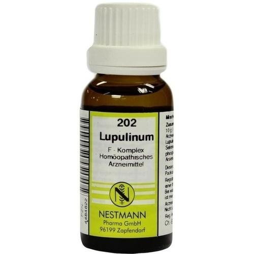 202 Lupulinum F Komplex, 20 ML, Nestmann Pharma GmbH